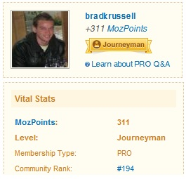 Brad Russell - Ecommerce Manager