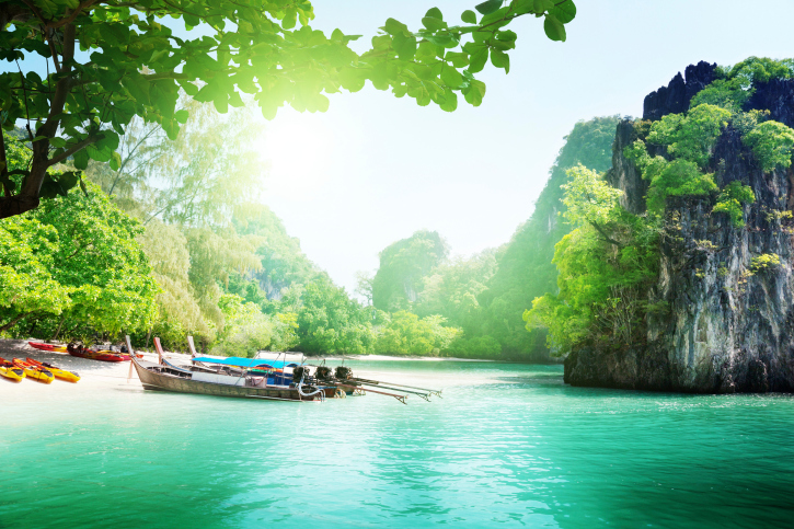 Island Near Krabi, Thailand