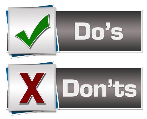 Dos and Donts of Network Marketing