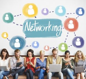 Networking to build relationships