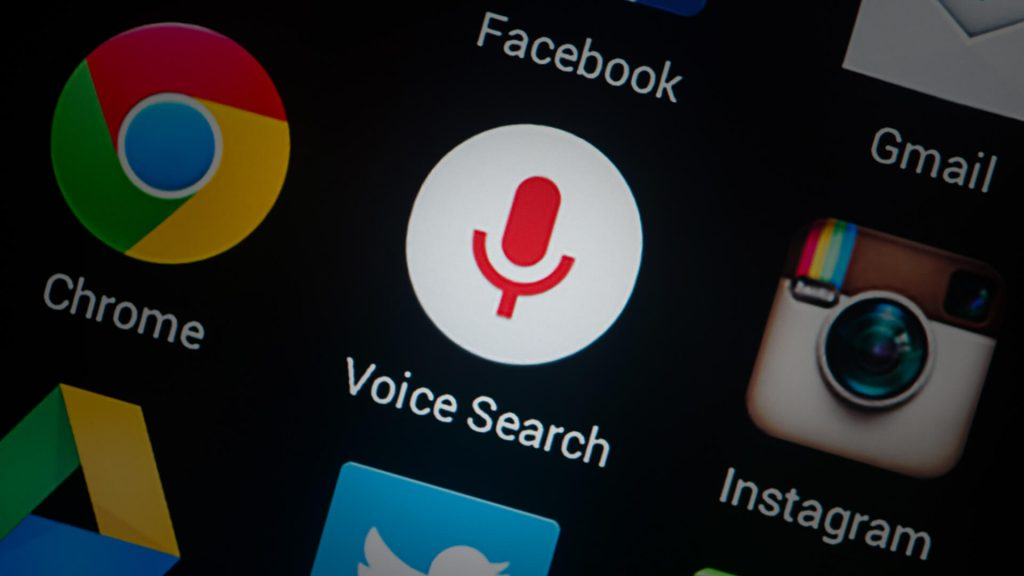 Projections For Future Voice Search Use