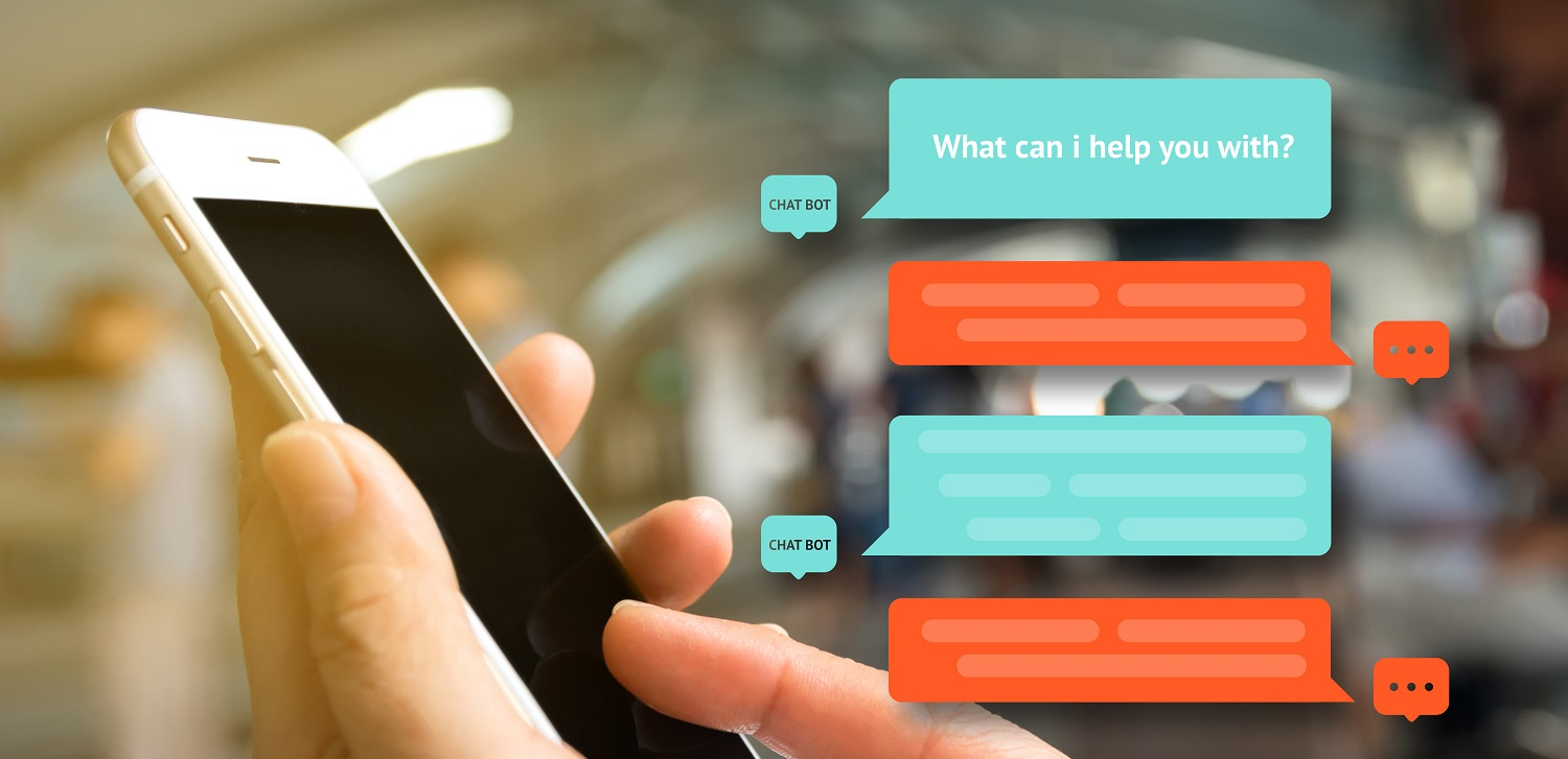 Chatbots can automate your customer service