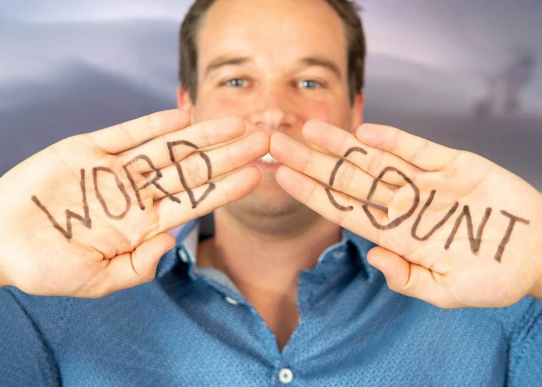 Increasing your homepage word count for better SEO