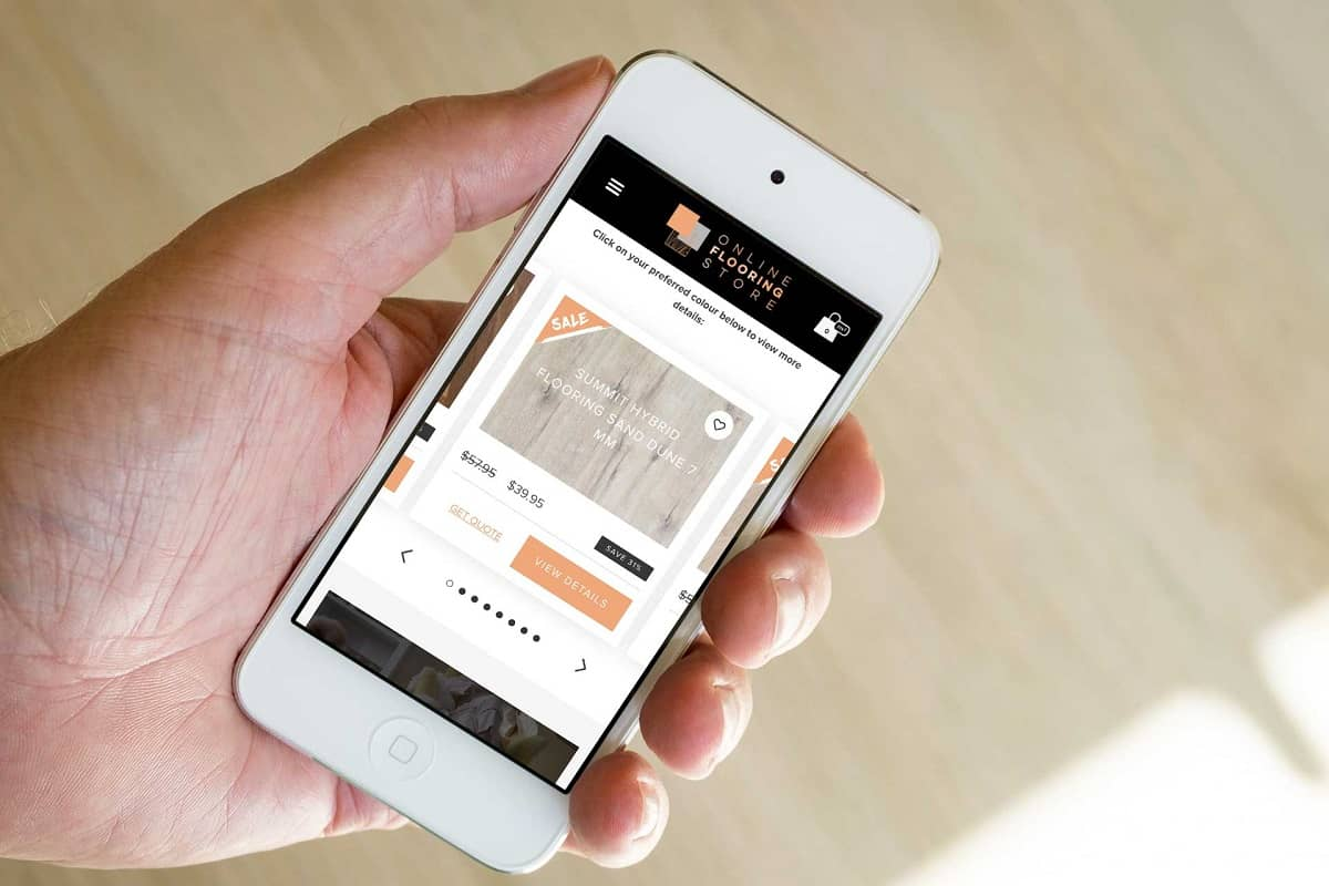 Your website must be mobile optimised